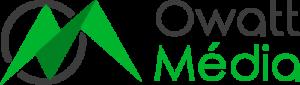 Logo d'Owatt Média