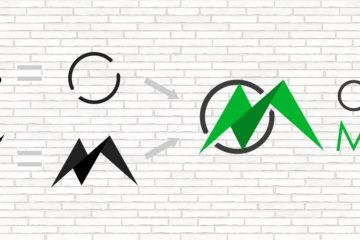 Owatt Média, l'explication graphique du logo